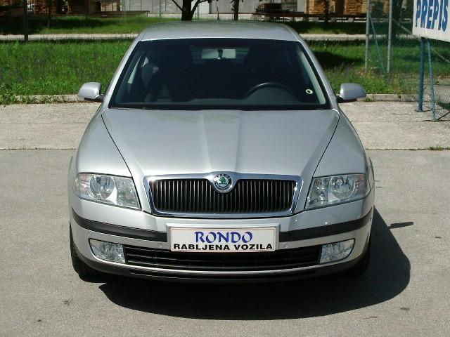 Š-OCTAVIA TDi 2005 - foto