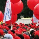 delavske demonstracije 2007