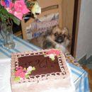 moj prvi rojstni dan.