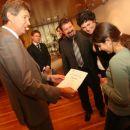 Podelitev mednarodnih diplom 2007