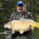 Slavko Omerzel,  krap 15 kg