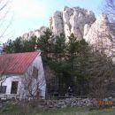 Planinski dom Ravni Dabar - Velebit