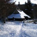 Naša hiša za novo leto - Velika planina