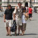 Florence - in front of thr church Santa Maria del fiore