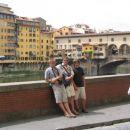 Florence -bridge Ponte Vechio