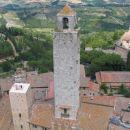 San Gimignano - tower view