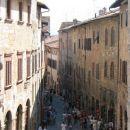 San Gimignano - street