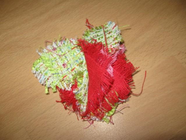 6 Broška cvet blago (M)