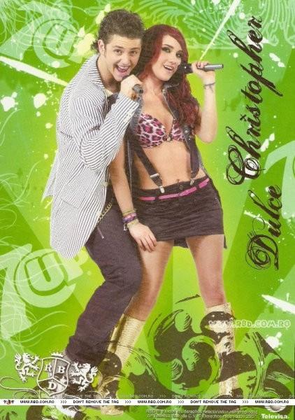 [-] Christopher & Dulce - foto