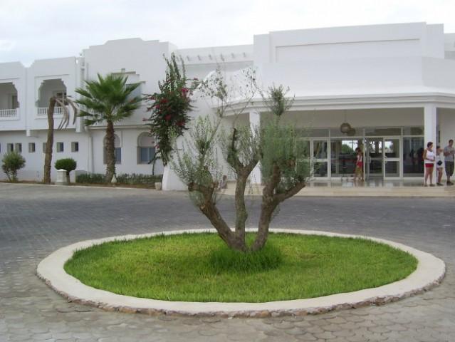 Glavni vhod v hotel