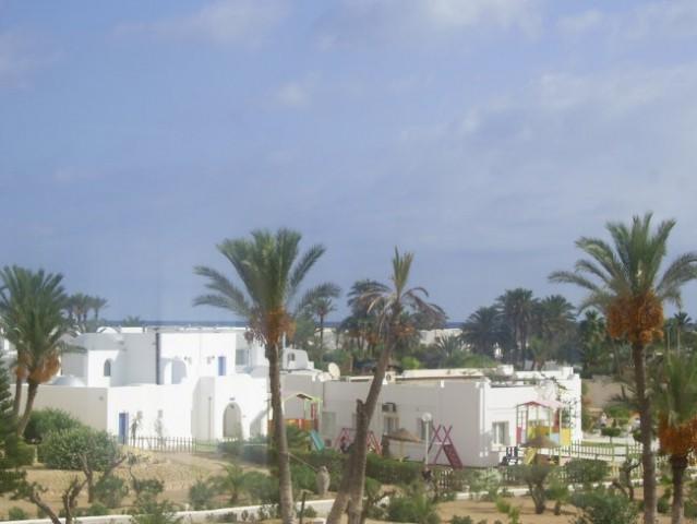 še en pogled iz hotela