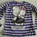 majčka Hello Kitty,vel. 128;3€