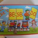 poučna igra (sestavljanka) Iz črk v besedo;5€