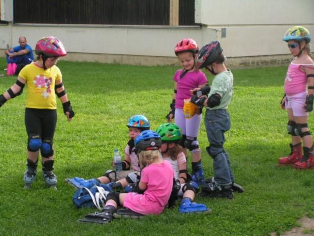 Šola Rolanja Brežice - maj 2008 - foto