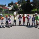 tečaj rolanja Sevnica Vrtec junij 2012