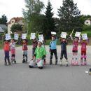 tečaj rolanja sevnica skupina 2, maj 2013