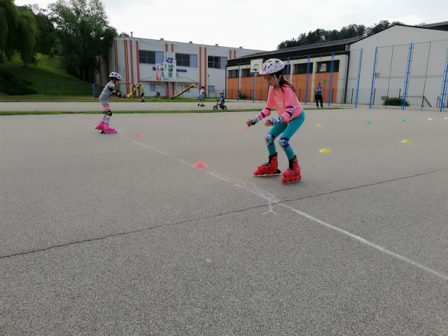 Nadaljevalni tečaj rolanja - Sevnica, maj 18 - foto