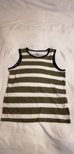 Majica brez rokavov H&M, št.170