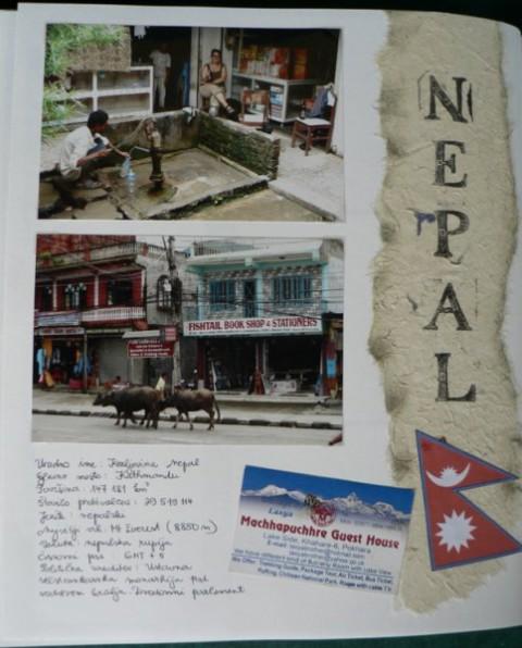 Scrapbook - Moji albumi s popotovanj - foto