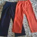 hlače 104  oboje skupaj 2€