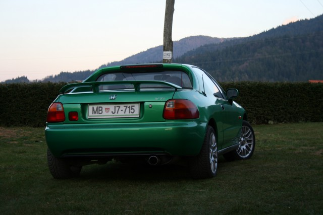 Honda CRX - foto