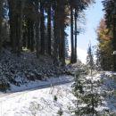 na meji snega