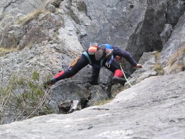 Plezanje - foto povečava