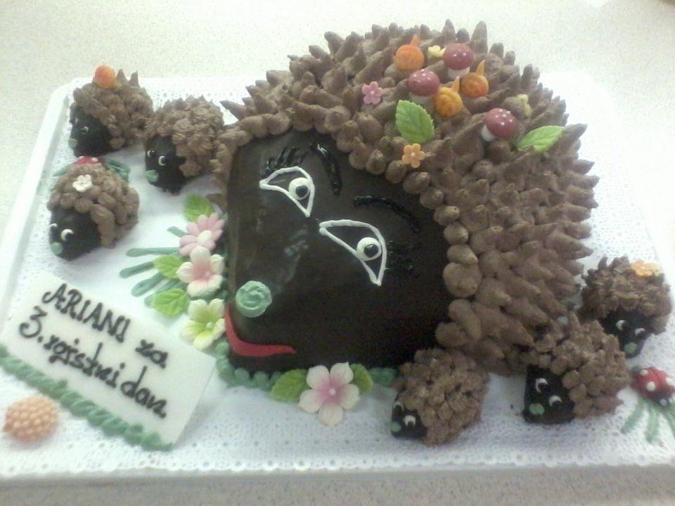 Torte zivali - foto povečava