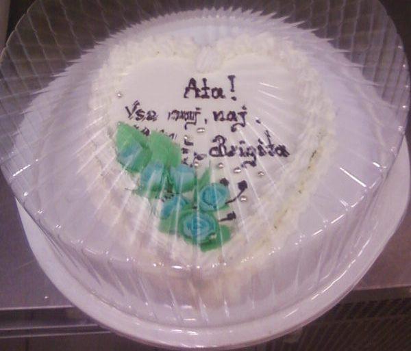 Torte srcek - foto povečava