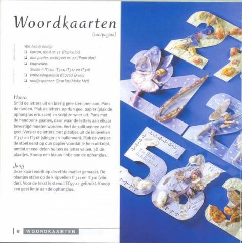3D cijfers en letters - foto