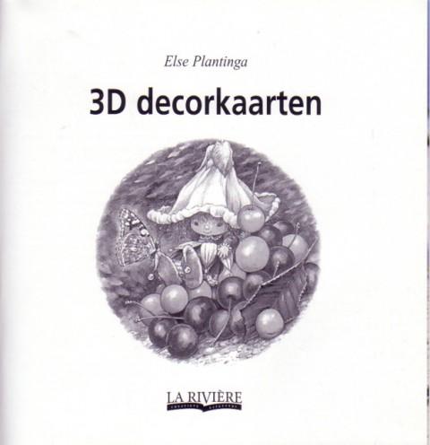 3D Decor Kaarten - foto
