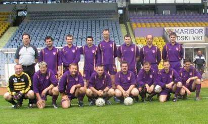 My football team