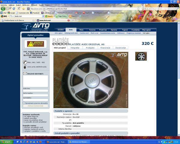 Prodaja - foto
