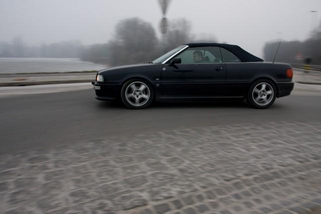 Cabrio zimske - foto