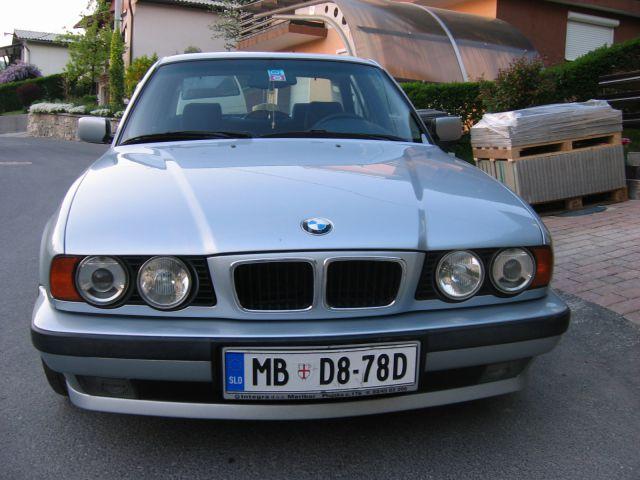 Bmw 525i e34 - foto