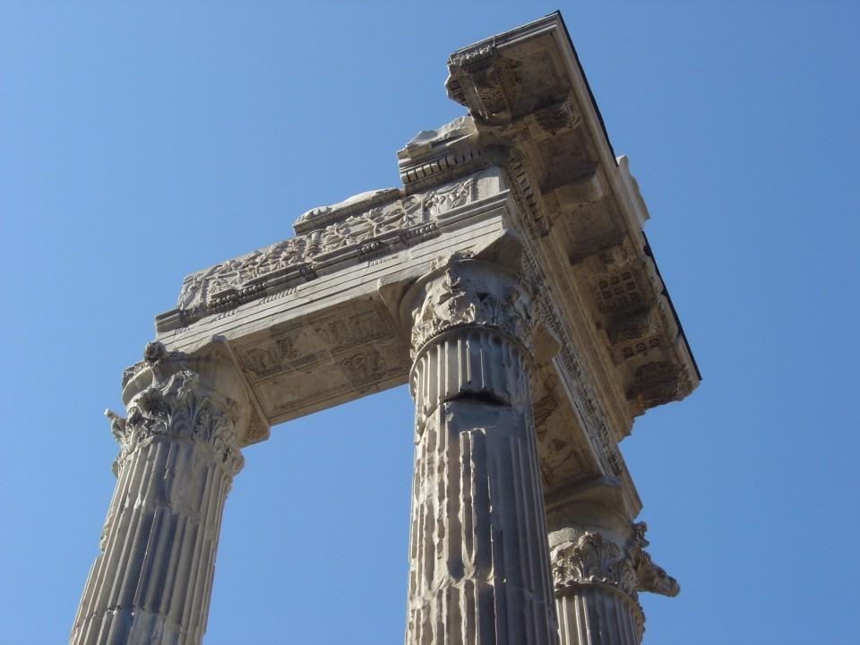 Rim - foto povečava