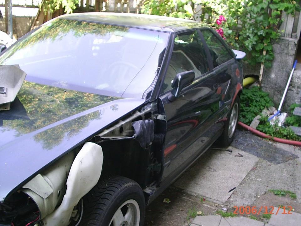 Audi coupe - foto povečava