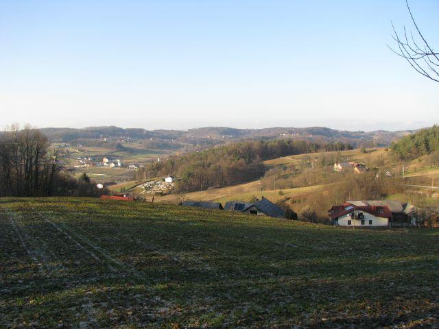 Goričko 2 - 28.1.2015 - foto