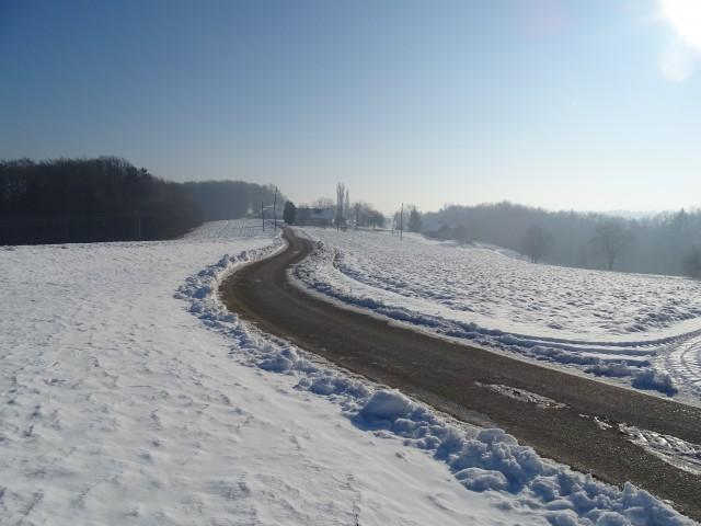 Negova- Sv.Jurij ob Ščavnici 21.1.2017 - foto