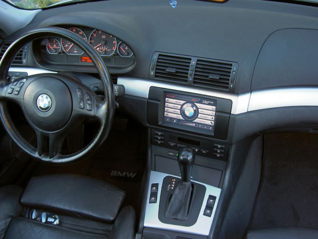 Bmw E46 Blenda Za 2din Radio Ali Carpc Foto 18300852