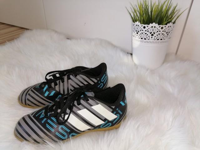 Messi nogometni čevlji 30 1/2, 12 eur
