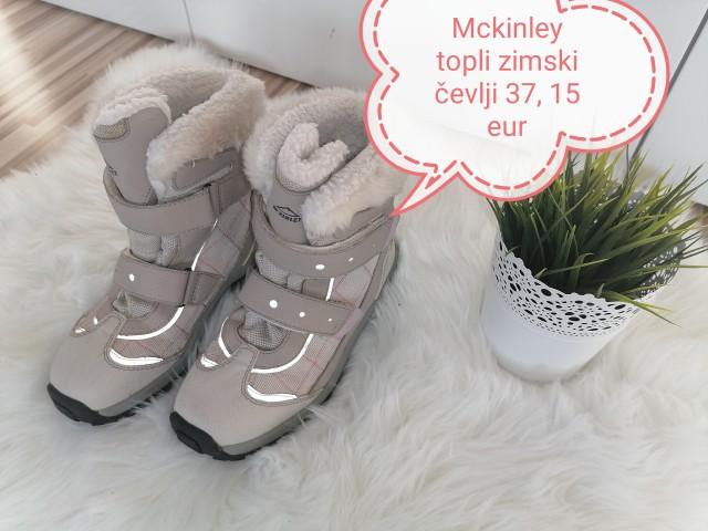 Mckinley zimski čevlji 37