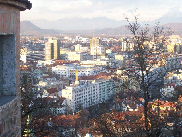 Ljubljana i Zagreb - foto