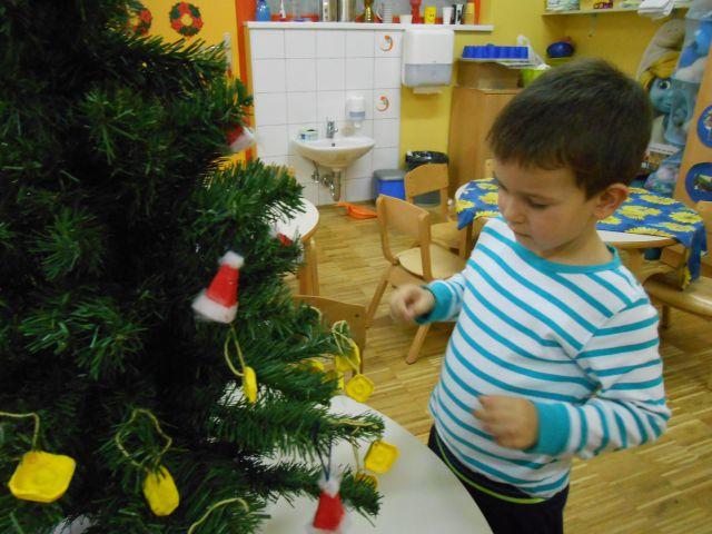 Modra igralnica, december 2013 - foto
