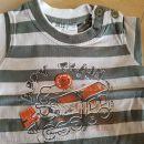 Črtasta majica, dolg rokav, velikost 68, 3 eur