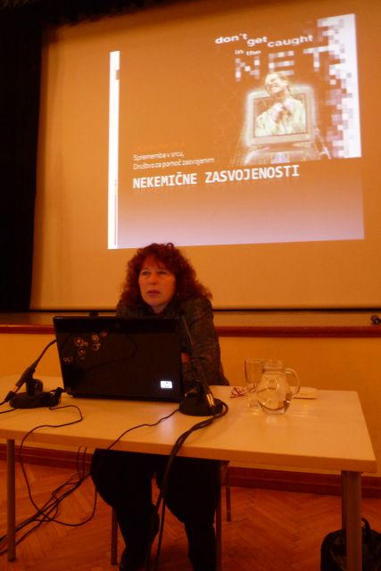 2711.2012 Dr.Sanja Rozman - foto