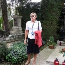 KATARINA...lokalna vodička po znamenitem pokopališču v Varaždinu