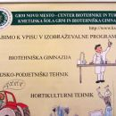 GRM NOVO MESTO- CENTER BIOTEHNIKE IN TURIZMA