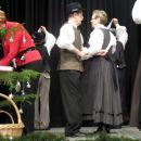 Folklora iz Razborja, je pripravila čudovit nastop....