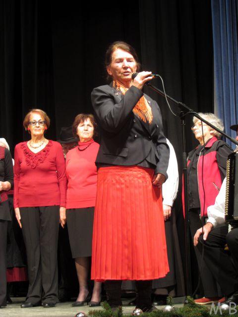 MIHAELA ZAHRASTNIK - recitacija lastne pesmi